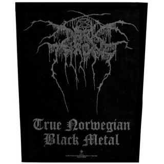 DARKTHRONE - TRUE NORWEIGAN BLACK METAL