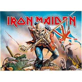 IRON MAIDEN - The Trooper - TP
