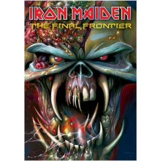 IRON MAIDEN - The Final Frontier - TP