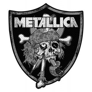 METALLICA - RAIDERS SKULL