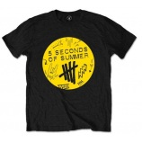 5 Seconds of Summer - Scribble Logo