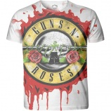 Guns N Roses - Umbrella with Sublimation Printing